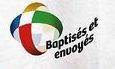 2019 MOIS MISSIONNAIRE logo baptises et envoyes