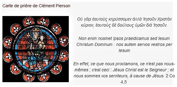 2021 CLEMENT PIERSON PRIERE